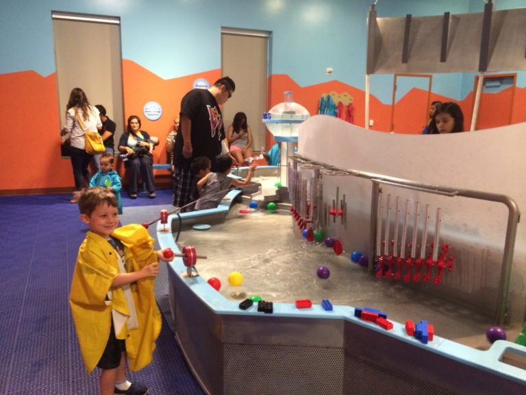 Discovery Children's Museum in Las Vegas