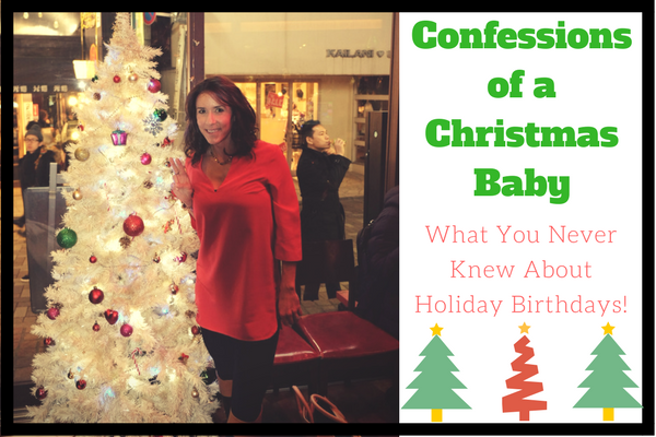 Confessions Of A Christmas Baby