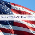 2017 Veterans Day Deals
