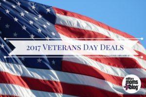 Veterans Day Deals