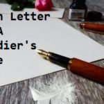 Open Letter To A Soldier's Wife