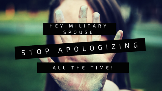 Hey Military Spouse