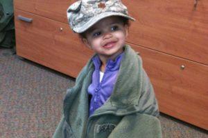 S- military child