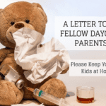 A Letter to My Fellow Daycare Parents: Please Keep Sick Kids at Home