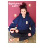 The Perfect Deployment Outfit