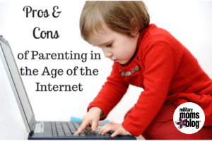 parenting with the internet