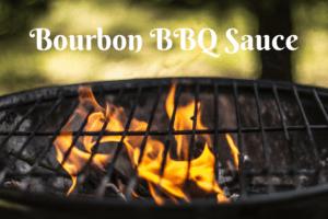 Bourbon BBQ Sauce-2