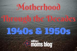 Motherhood Through the Decades4050