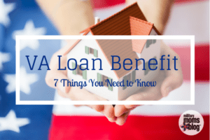 VA Loan Benefit
