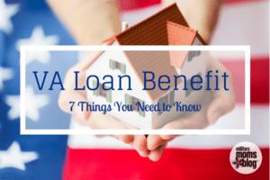 VA Loan Benefit graphic