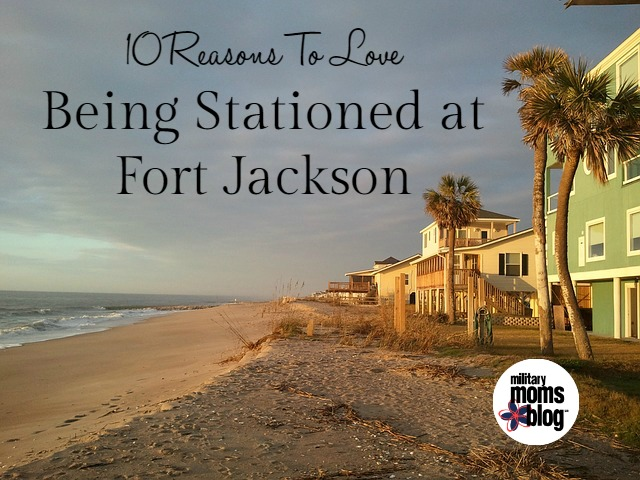 Prime 10 Reasons To Love Being Stationed At Fort Jackson South Download Free Architecture Designs Scobabritishbridgeorg