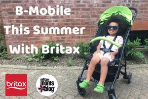 B-Mobile stroller