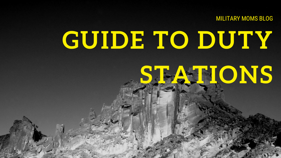 GUIDE TO DUTY STATIONS