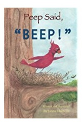 Peep Said Beep! picture book_occupation_writer