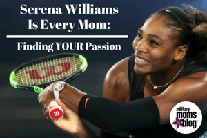 Serena Williams Is Every Mom feature