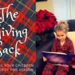 The Giving Sack: Teaching Your Children Generosity this Season