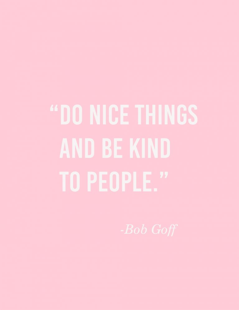 kindness and humanity quote