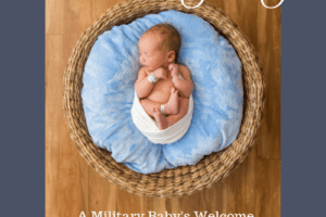 A Military Baby's Welcome to the World
