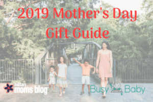 2019 Mother's Day Gift Guide 600x400