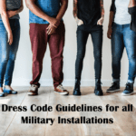 Dress Code Guidelines for Military Installations