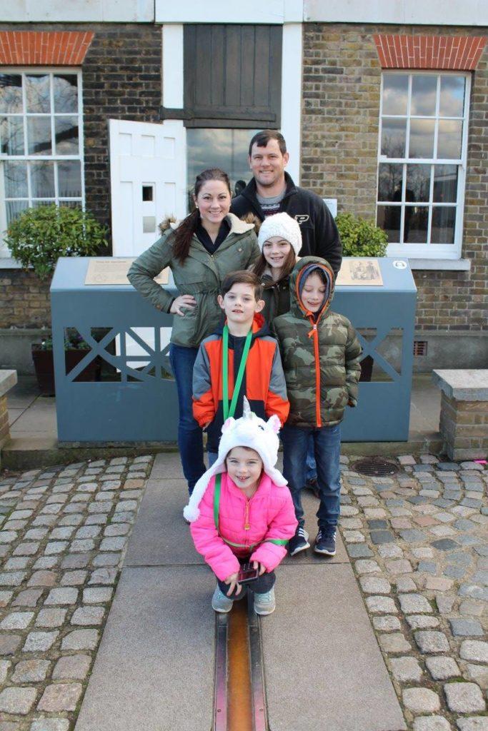 Royal Observatory in Greenwich London