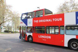 The Original Double Decker Bus Tour London