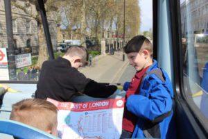 Original Double Decker London Bus Tour