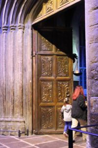 Hogwarts Great Hall Warner Bros Studios in London
