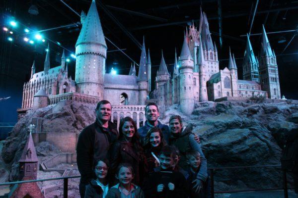 Hogwarts Warner Bros Studios in London