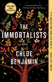the immortalizes by chloe benjamin