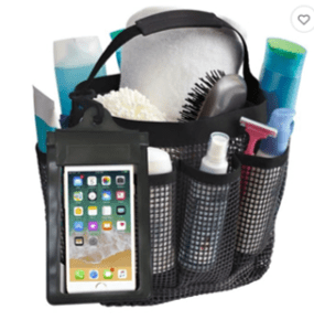 Mesh Shower Caddy Dorm Room Must-Haves
