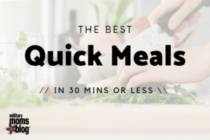 The Best Quick Meals on The Internet
