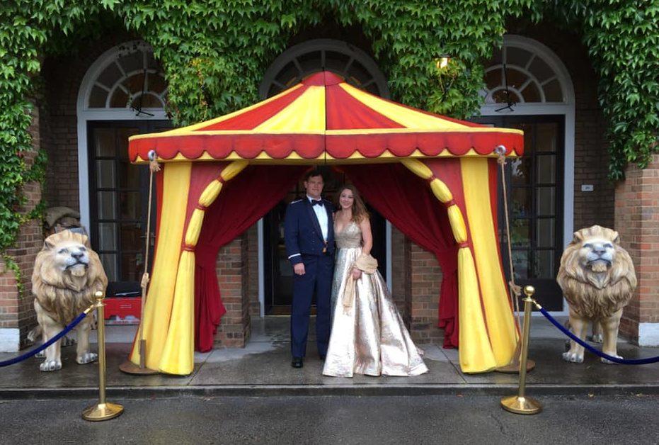 royal military ball summer