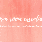 10 Dorm Room Must-Haves for the College-Bound
