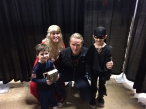 cary elwes meeting fans