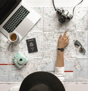 travel planning perks