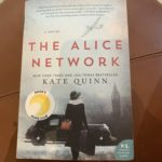 December Book Club: The Alice Network