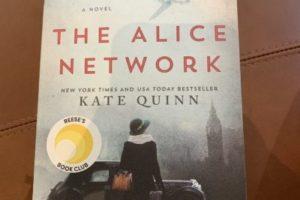 the alice network book club pick