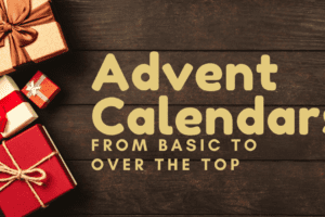 Advent Calendars feature