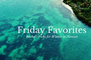 friday favorites beach