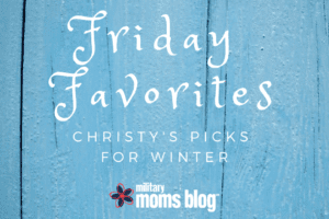 Friday Favorite favorites