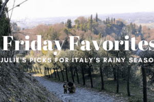 Italy Friday Favorites