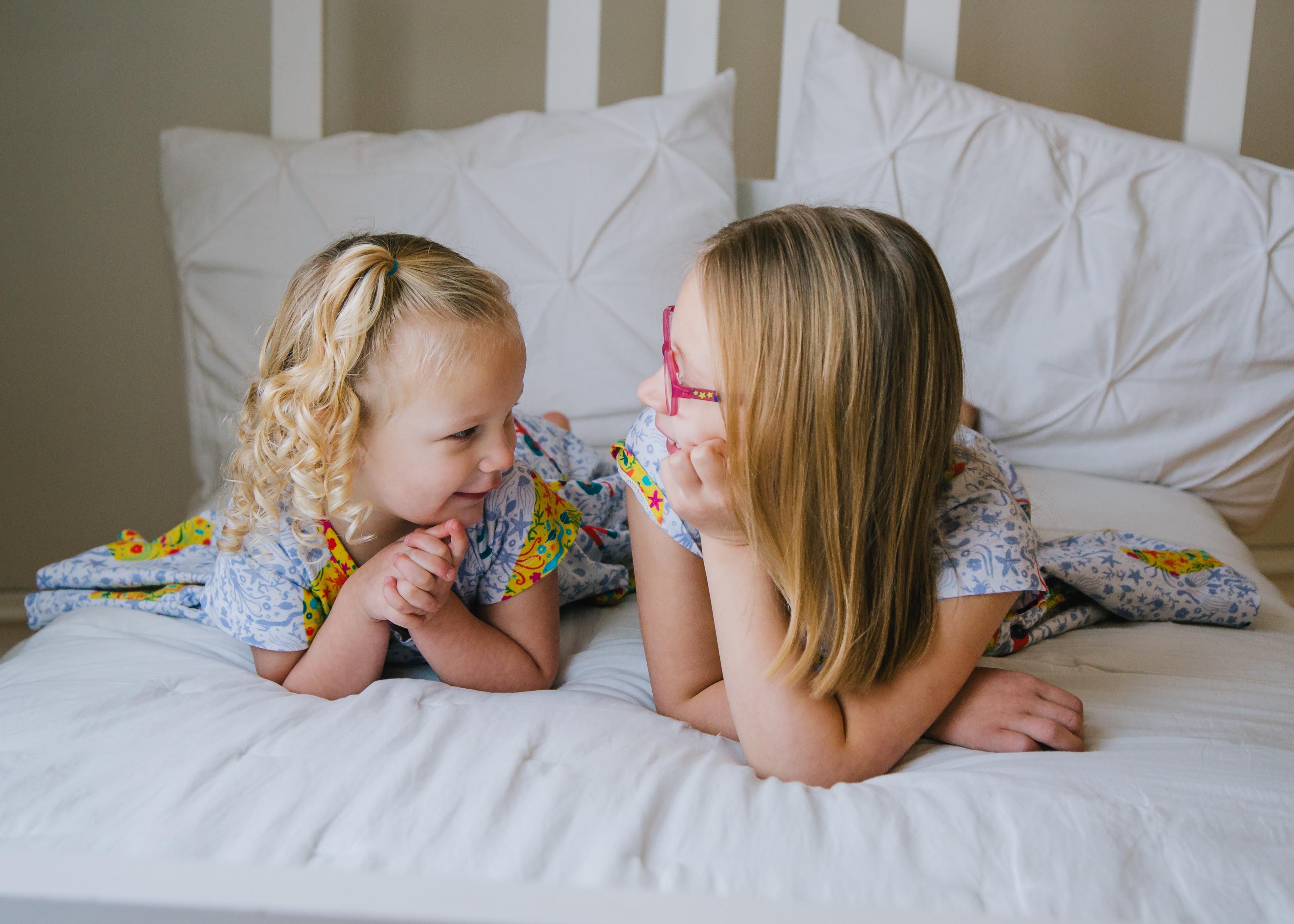 children telling jokes childhood milestones