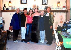 nostalgia family photo