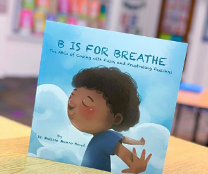 B is for Breathe