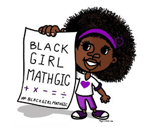 Partner logo Black Girl Mathgic