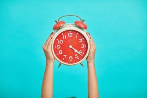 alarm clock for simple changes