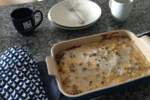 breakfast casserole family recipe