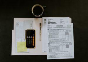 paperwork for in case I die binder