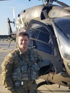 army helicopter pilot